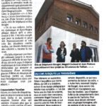 Article Sud Ouest 11 avril 2021
